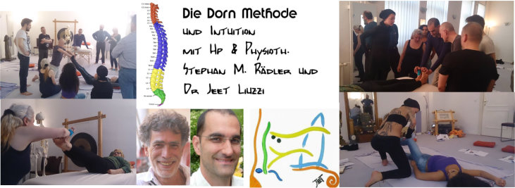 Dorn Methode und Intuition