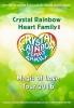 Crystal Rainbow Heart Family mit Hannes Höller