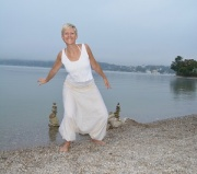Interview über IKYA Meditation™ mit Sandra Nicole Pfaller